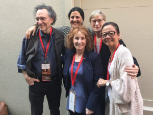 Gordon Joanna Mary Maria Diane at Ashland Film Festival