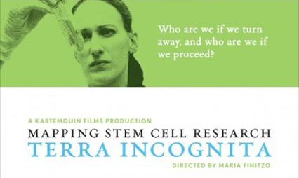 Mapping Stem Cell Research Terra Incognita